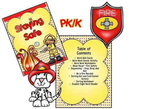 Fire Safety PK and K