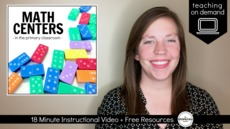Math Centers: Tips & Tricks for Making Centers Work in Your Classroom