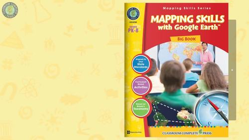 Mapping Skills with Google Earth BIG BOOK - BUNDLE