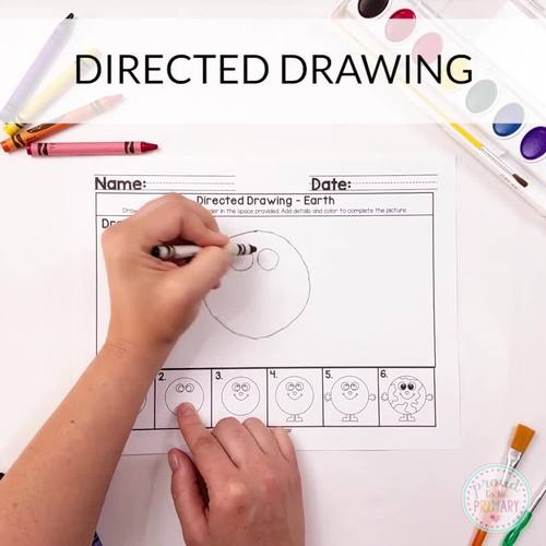 How to Draw Directed Drawings for June