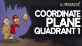 Coordinate Plane Song (Quadrant 1): Part of Math Games and