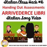 Italian Transition Video Goodbye Books  for CI TCI TPRS 90