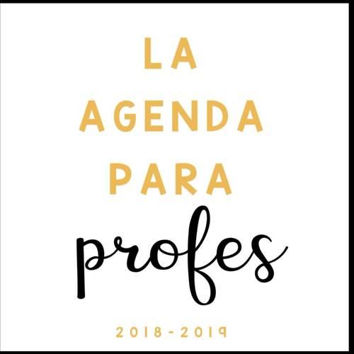 AGENDA PARA PROFES 18-19 (español)