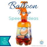 Jenna's Quick Tips: Balloon Pumps for Speech Therapy