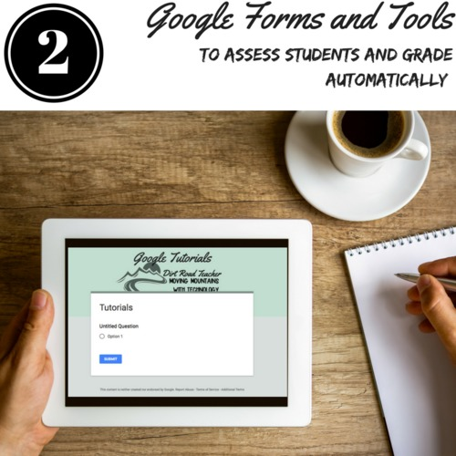 Want to know how to assess and differentiate with Google Forms? This tool can be used so many ways, and it will do the grading for you! Use technology in your classroom to save time, paper, ink, and money!