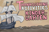 Thanksgiving Activities For Kindergarten ★ Coloring Pages,