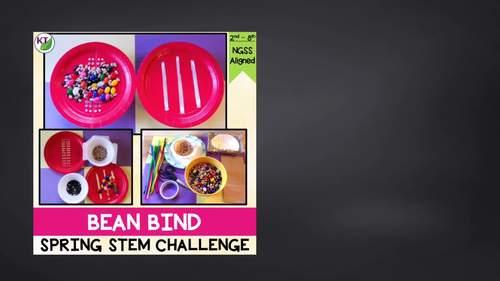 Spring - Easter STEM Challenge: Bean Bind