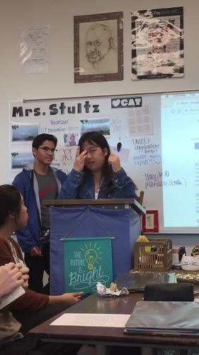 AP Language/Composition - What's Up Wednesdays - Current Events