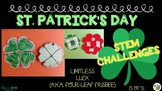 St. Patrick's Day STEM Challenge: Limitless Luck Video