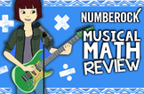 NUMBEROCK Musical Math Review: Curriculum w/ Games, Videos