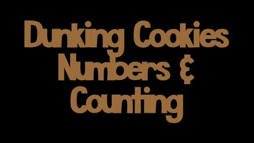Dunkin' Cookies! Numbers & Counting