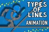 TYPES OF LINES Song: Parallel, Perpendicular and Intersecting