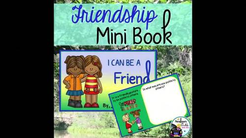 Friendship BUNDLE:  All Friendship Activities