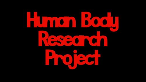 Human Body Research Project PLUS Math & Literacy Centers