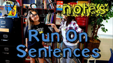 Run On Sentences Song (Simple, Compound, and Complex Sentences)