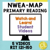 NWEA MAP Testing Reading Video Center Bundle