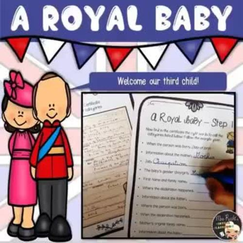 British Royal Baby - United Kingdom Unit