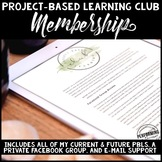 Project-based Learning Club: GET ALL 3rd, 4th, and 5th gra