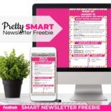 Smart Newsletter Template Freebie