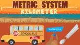 Metric System Conversions: 2 Videos, Game, Worksheets & Ac
