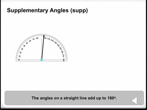 Rules of Angles Geometry Powerpoint & PDF Supplementary Complementary Parallel
