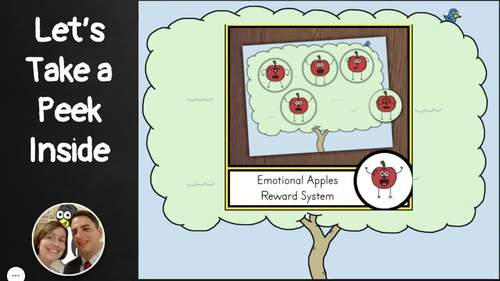 VIPKID Reward System - Emotional Apples