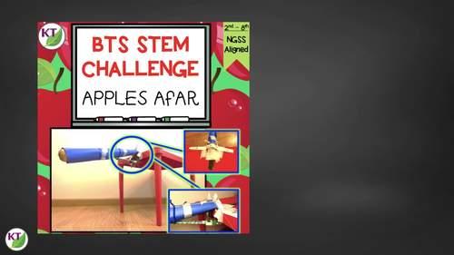 Back to School STEM Challenge: Apples Afar