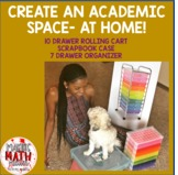 Create an Academic Space- At Home