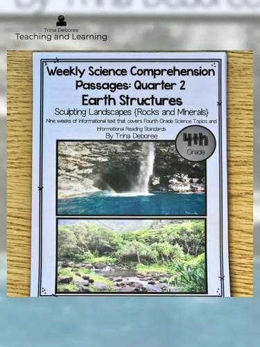 Science Homework: Rocks and Minerals {Earth Science} Comprehension Passages