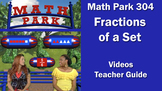 Math Park 304 - Fractions of a Set
