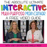 Math Centers - A FREE Video Guide for the Ultimate, Multi-