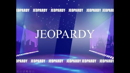 powerpoint jeopardy game show template with sound effects play