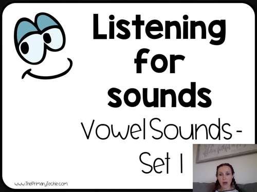 7 Minute Whiteboard Videos - Same Vowel Sounds