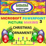 Video #3: Make  Christmas Ornaments With Microsoft Powerpo