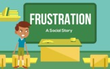 Frustration- Animated Social Story Video