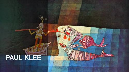 Paul Klee Artist Bundle