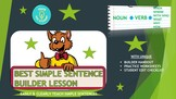 Best Simple Sentence Builder Lesson - Easily & Clearly Tea