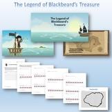 Legend of Black Beard's Treasure - Graphing Linear Equatio