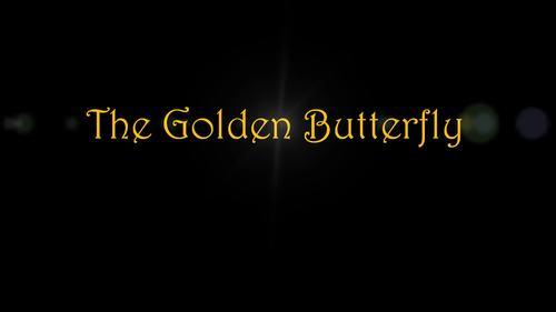 The Golden Butterfly - An Easy Level 1 Piano Solo With Lyrics