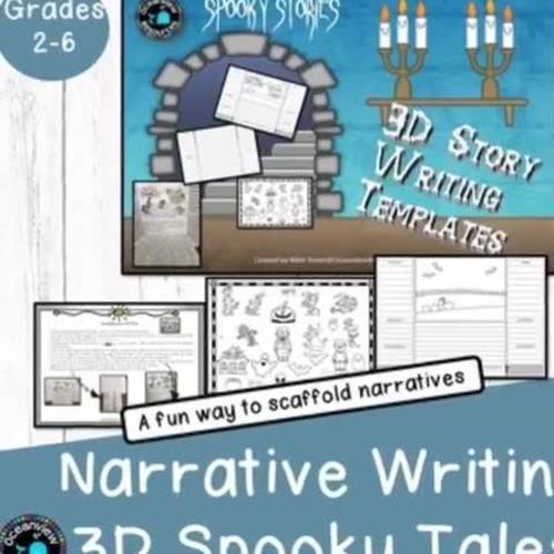Halloween Writing Bundle