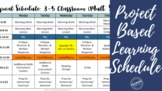 What a Typical Project-Based Learning Schedule Looks Like