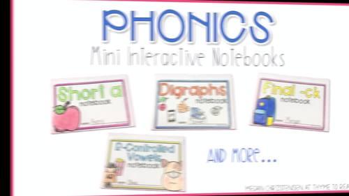 Final -ck Mini Interactive Notebook