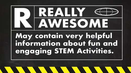 STEM Activity Challenge - Floating Paperclip K-2nd Grade