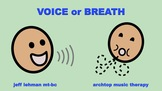 Speech Song & Video - Voice Or Breath (V & F)