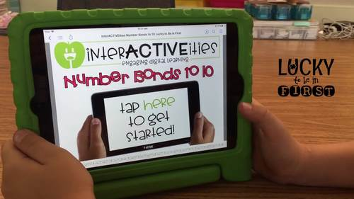 InterACTIVEities - Telling Time Digital Learning
