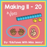 Place Value / K-1 Number Sense Video: Making 11 Through 20