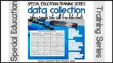 Special Education Training Series: Data - Taking Sample Data