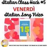 Italian Class Transition Video Friday for CI TCI TPRS and