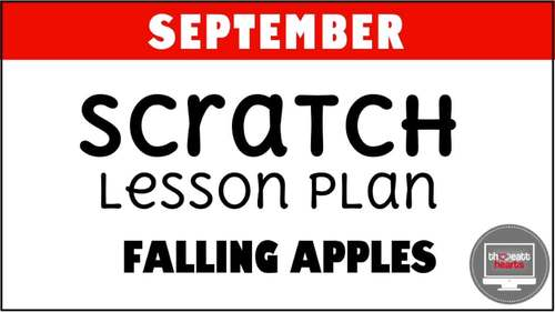 September Scratch Lesson Plan - Falling Apples