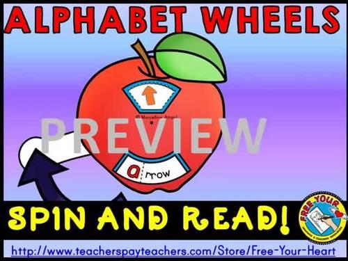 ALPHABET CRAFTS (BEGINNING SOUNDS CENTER) BACK TO SCHOOL ACTIVITY KINDERGARTEN